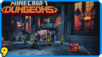 Minecraft Dungeons Full Game Walkthrough | 9 | Obsidian Pinnacle Minecraft Blog