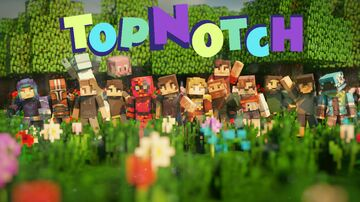 Free skin pack - Top Notch, meet the team! Minecraft Blog