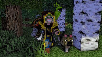 Image à l'encre sympa Minecraft Blog