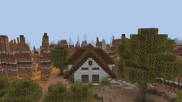Minecraft Semi Modern Mesa House Tutorial Minecraft Blog