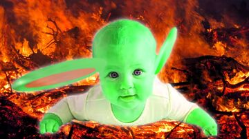 Baby Yoda Found Dead In The Nether Causes Nationwide Mourning! Minecraft Blog