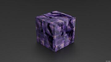 Minecraft Background Blog: Block of Amethyst Minecraft Blog