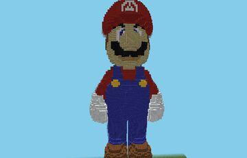 Mario Gigante Minecraft Blog
