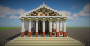 Build Greek Minecraft Blog