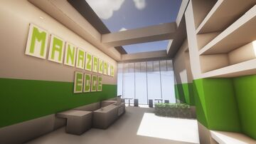 Mirror's Edge I wanted to build once. Minecraft Blog