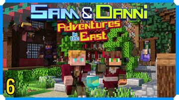 Sam & Danni: Adventures In The East [Episode 6] Adventure Map [Minecraft Bedrock Marketplace] Minecraft Blog