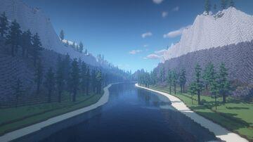 My new banner Minecraft Blog