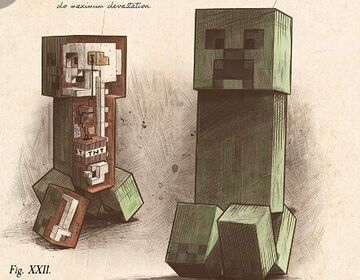 I'm going to be debunking Game Theory theory about creepers Minecraft Blog