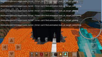 Secure survival/adventure base Minecraft Blog