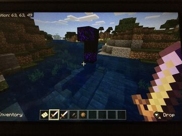 Ruined portal seed Minecraft Blog