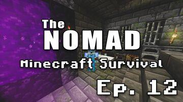 Nomad Survival   Minecraft Let's Play   Ep. 12 Minecraft Blog