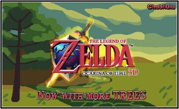 Ocarina of Time 3D or How To Play A Game again after 5 years Minecraft Blog