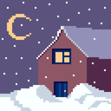 Cozy Cabin Minecraft Blog