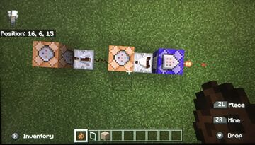How To Build A Structure Using A Spawn Egg With Only Three Commands In Minecraft Bedrock Minecraft Blog