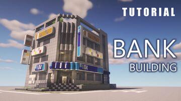 Bank Building Tutorial Minecraft Blog
