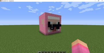 Pink Sheep the YouTuber Minecraft Blog