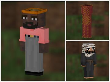 exclusive skins, if you want one of them, instagram pa _hah_lm Minecraft Blog