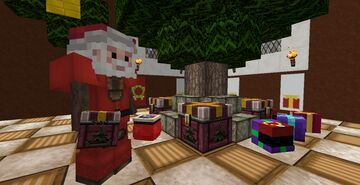 EXCLUSIVE STORY - The Christmas' With You and Me (Winterfest Community Event) Minecraft Blog