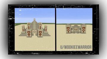Desert Temple Transformation Minecraft Blog