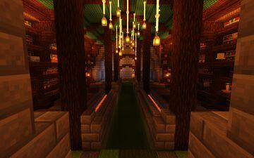 De skyblock shop begint er goed uit te zien :) Minecraft Blog