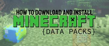 How to Install Minecraft Data Packs Minecraft Blog