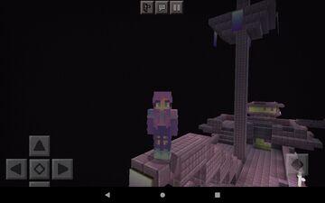 GHOST GALAXY SKULL!!!???? Minecraft Blog