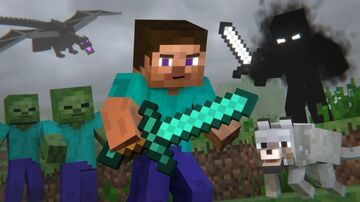 How to make Minecraft Pictures like this Using your Custom skin (Answer) Minecraft Blog