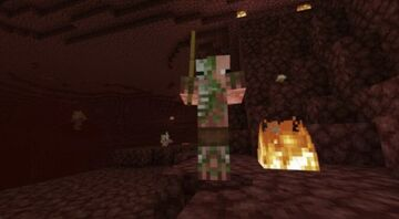 Only Three Ways To Get A Zombie Pigman In The Overworld Minecraft Blog