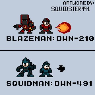 Mega Man Robot Masters (Original Characters, as Well as their Powers) Minecraft Blog