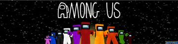 Among Us Banner, but It's Minecraft Minecraft Blog