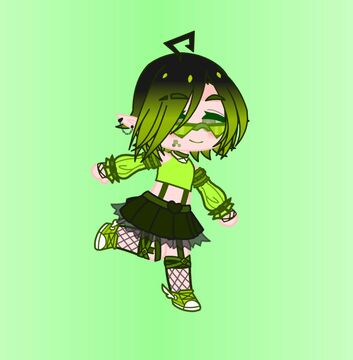 ♥ Buttercup Reimagined | Power Puff Girls | Gacha Club ♥ Minecraft Blog