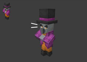 Entertainer Render [Photoshop] Minecraft Blog