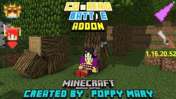 Cooking Battle Addon(RP-BP)(PaperCraft New Update!) Minecraft Blog