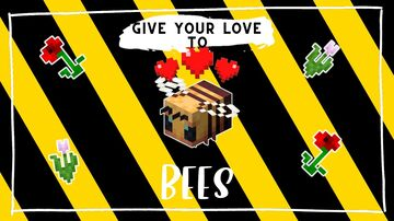 Give Your Love to Bees Minecraft Blog