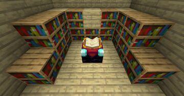 Idea : Bedrock Enchanting Table Minecraft Blog