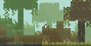 The swamp in spring Minecraft Blog