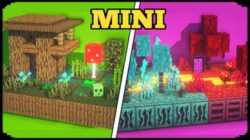 Mini Biomes Minecraft Blog