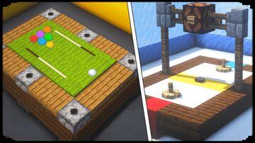 4 Table Games Ideas Minecraft Blog