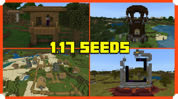 Minecraft Bedrock Edition 1.17 Seed # 3 Minecraft Blog