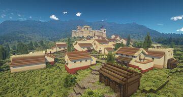 Antiqua Italia Devblog 6: 2021 Update Minecraft Blog