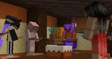 The PMC Midnight Tea Party Minecraft Blog