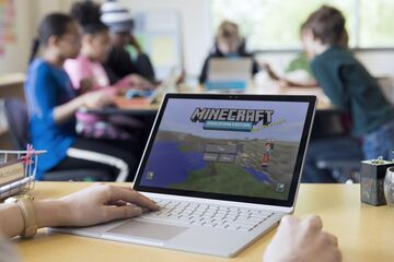 Minecraft at school: how children learn with the help of a popular game Minecraft Blog