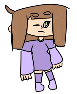 Starie - OC - Nathaniel Bandys old style of drawing version - Minecraft Blog