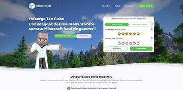 HebergeTonCube.com - Hebergeur de Serveur Minecraft Gratuit Minecraft Blog