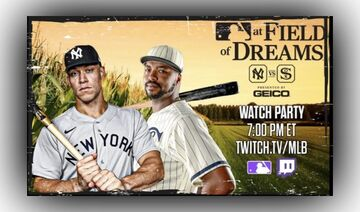MLB Goes the Distance With Field of Dreams Game Initiatives on Twitch, Minecraft Minecraft Blog