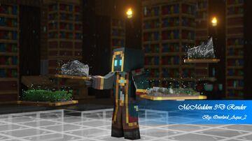 McMeddon Render Minecraft Blog