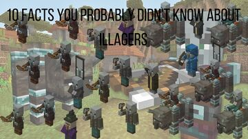 10 Facts You Probably Didn't Know About Illagers Minecraft Blog
