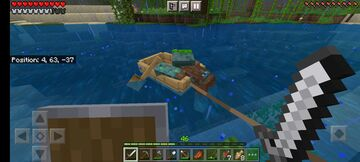 The Drowned in my Boat Minecraft Blog