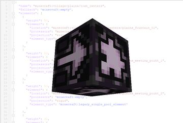 Using the Jigsaw Block in your Data Pack Minecraft Blog