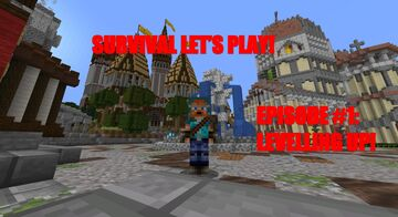 Survival Let's Play on Custom RPG world Minecraft Blog